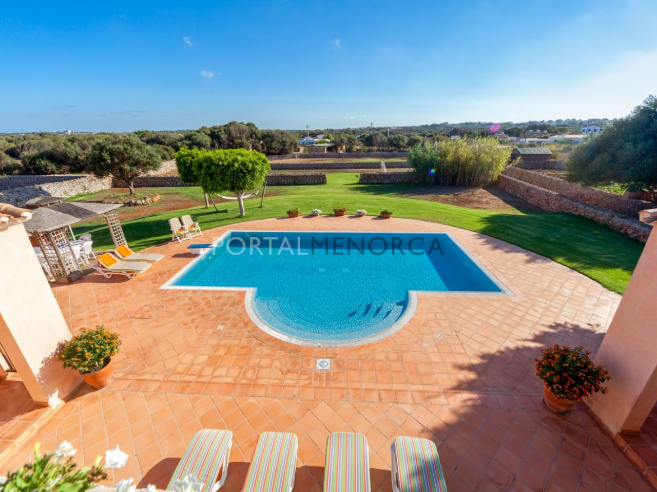 Casa de campo con piscina en Menorca (25 de 41)