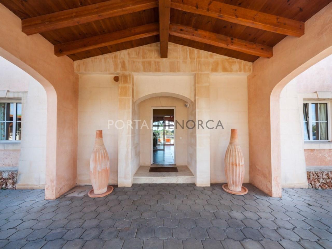 Casa de campo con piscina en Menorca (32 de 41)