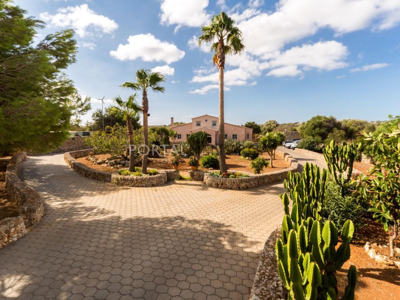 Casa de campo con piscina en Menorca (41 de 41)