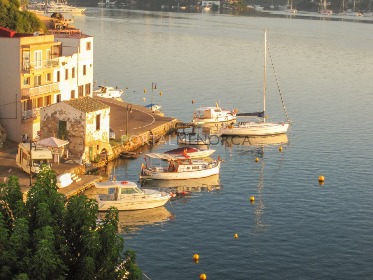 casa con vistas al puerto de Mahon (24 de 29)