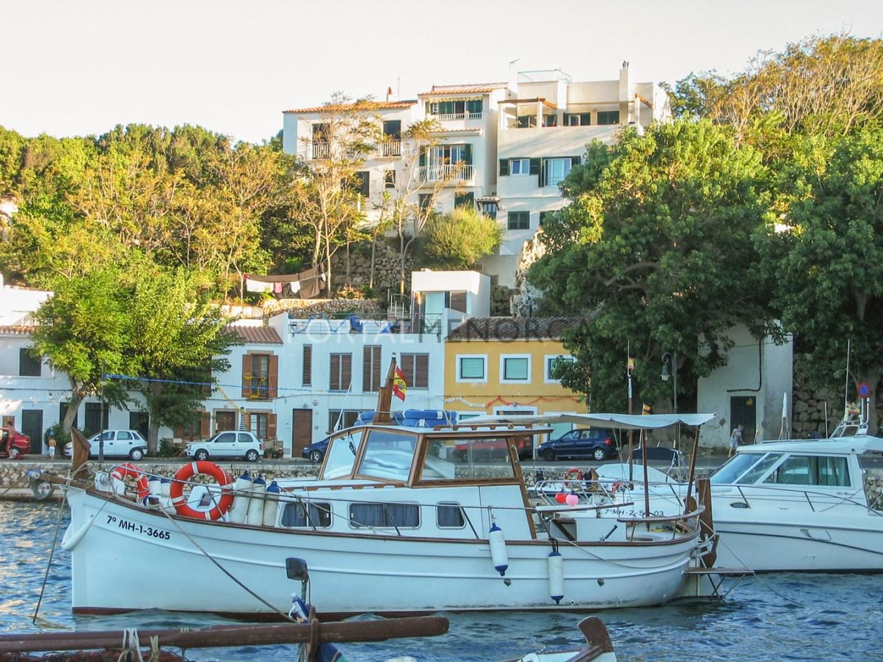 casa con vistas al puerto de Mahon (9 de 29)