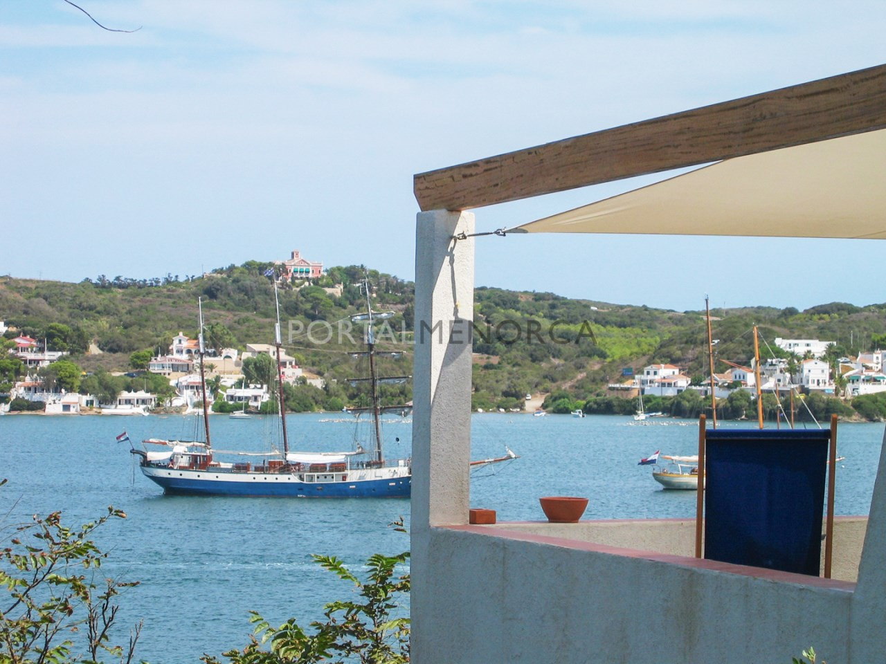 casa con vistas al puerto de Mahon (1 de 29)