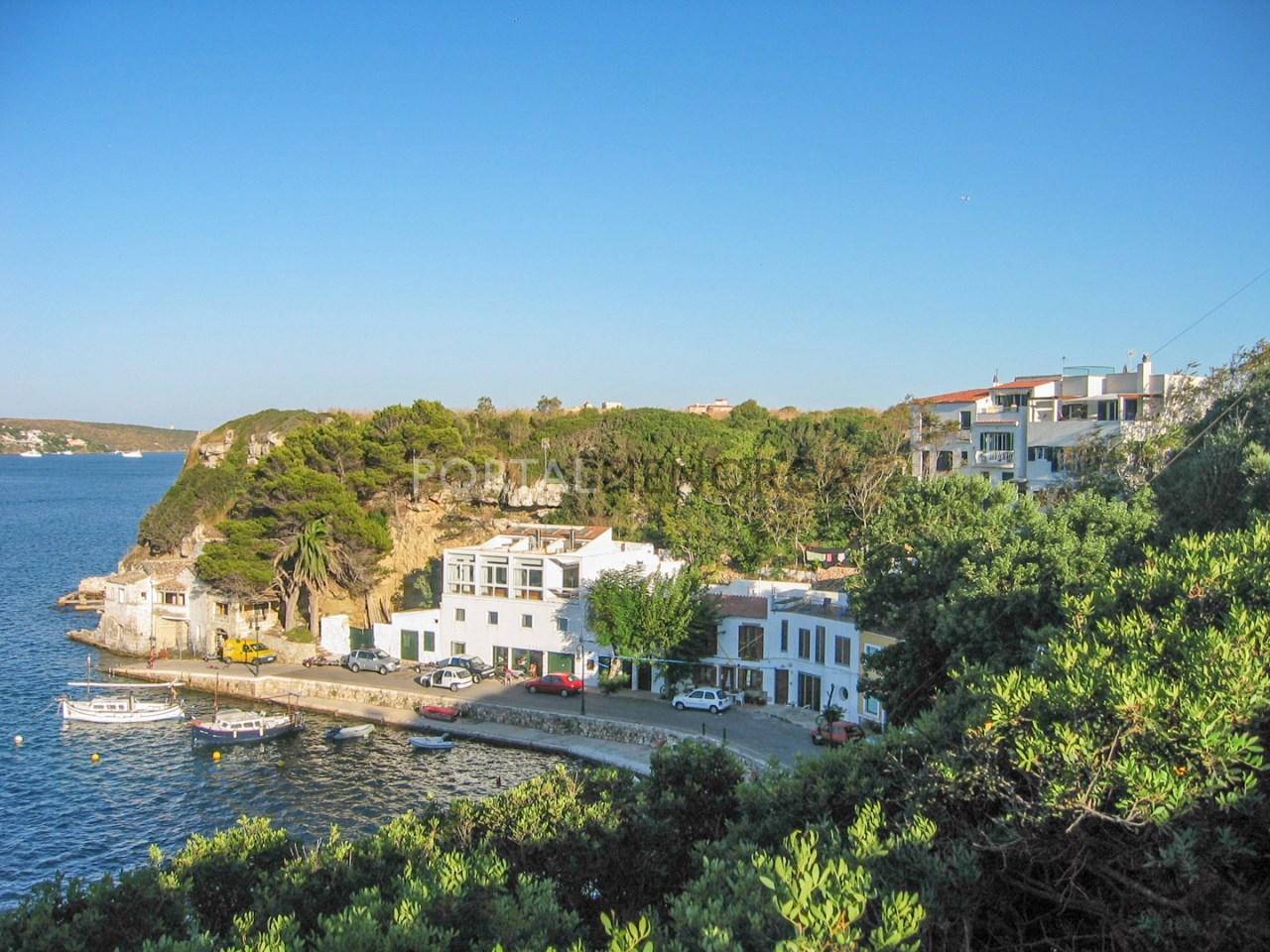 casa con vistas al puerto de Mahon (7 de 29)