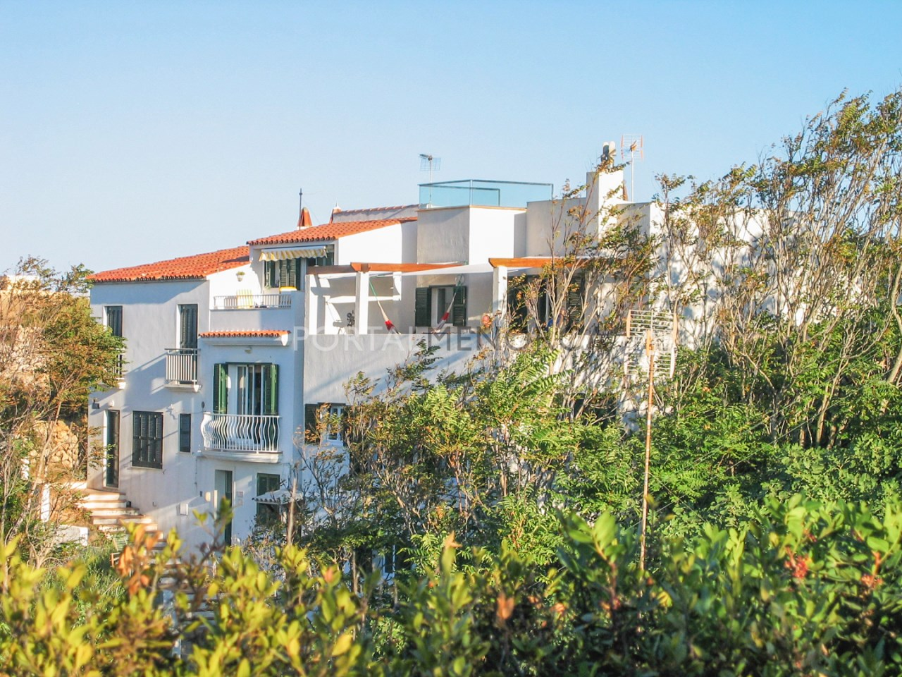 casa con vistas al puerto de Mahon (8 de 29)