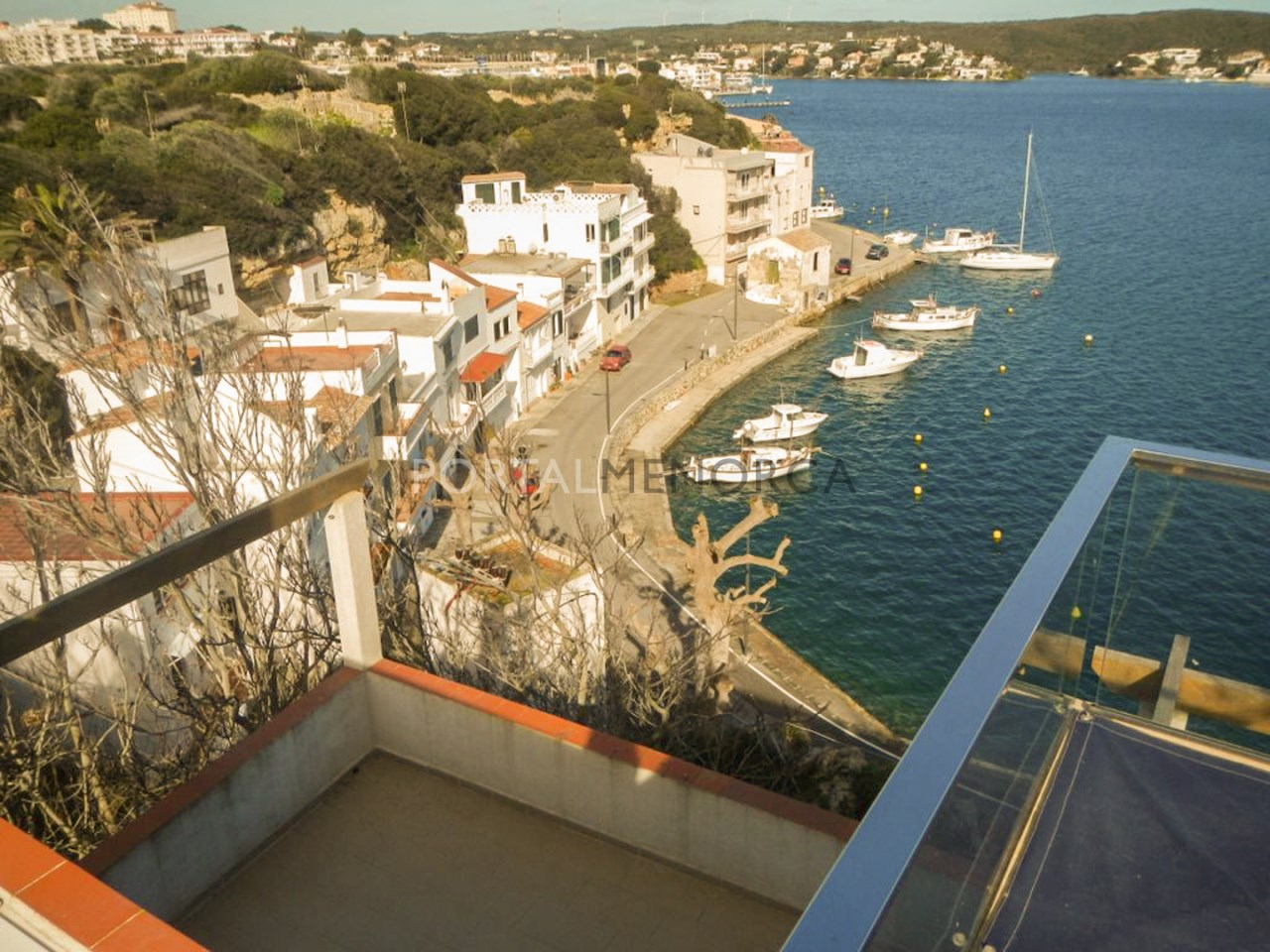 casa con vistas al puerto de Mahon (28 de 29)