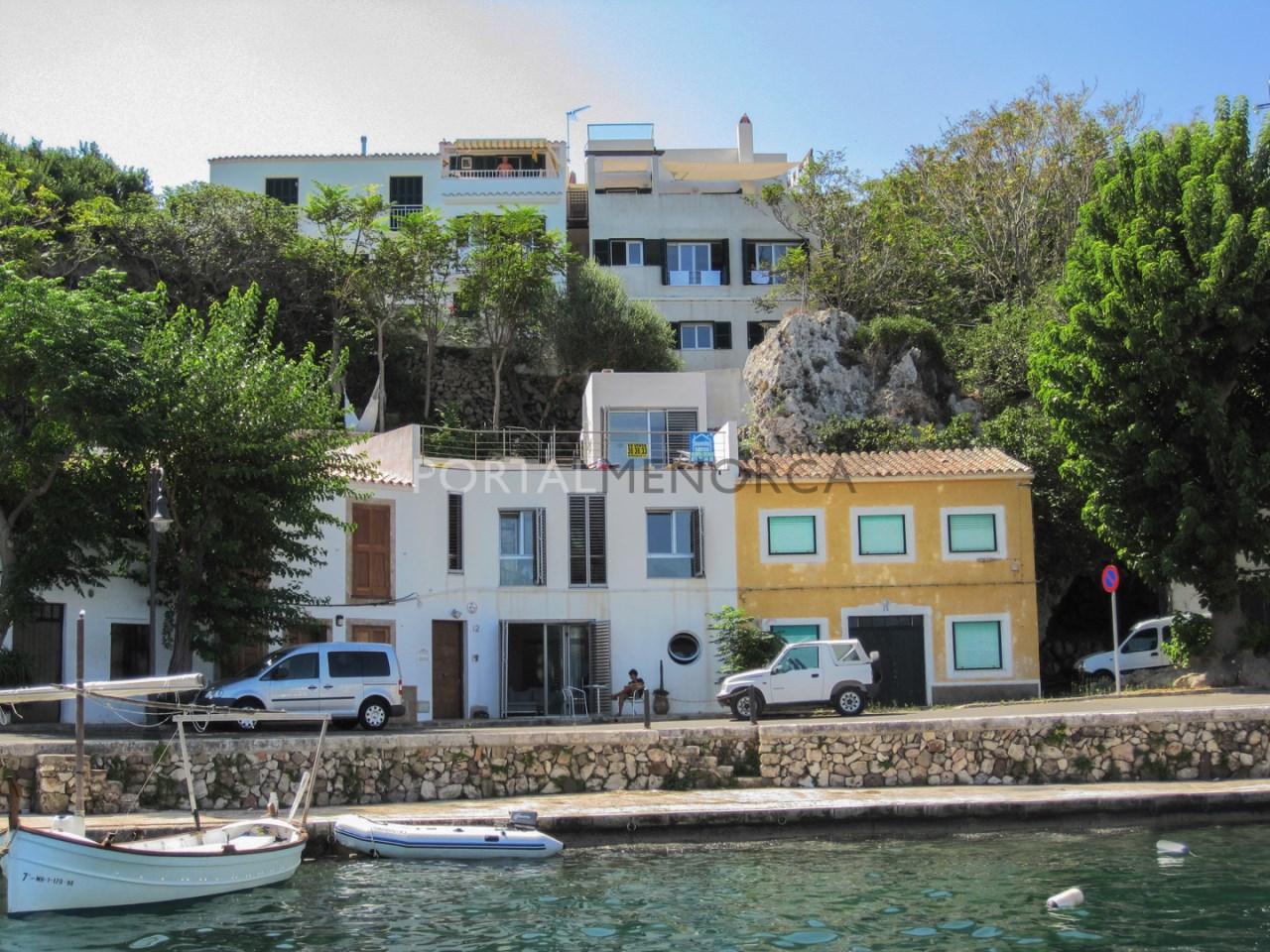 casa con vistas al puerto de Mahon (22 de 29)