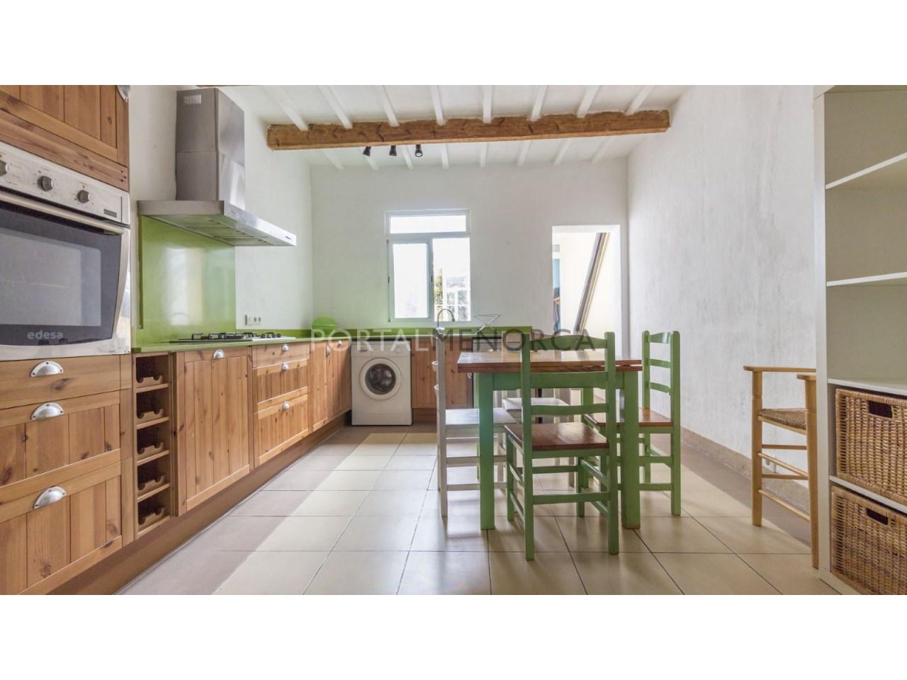 casa con patio en venta en Alaior (3 de 17)