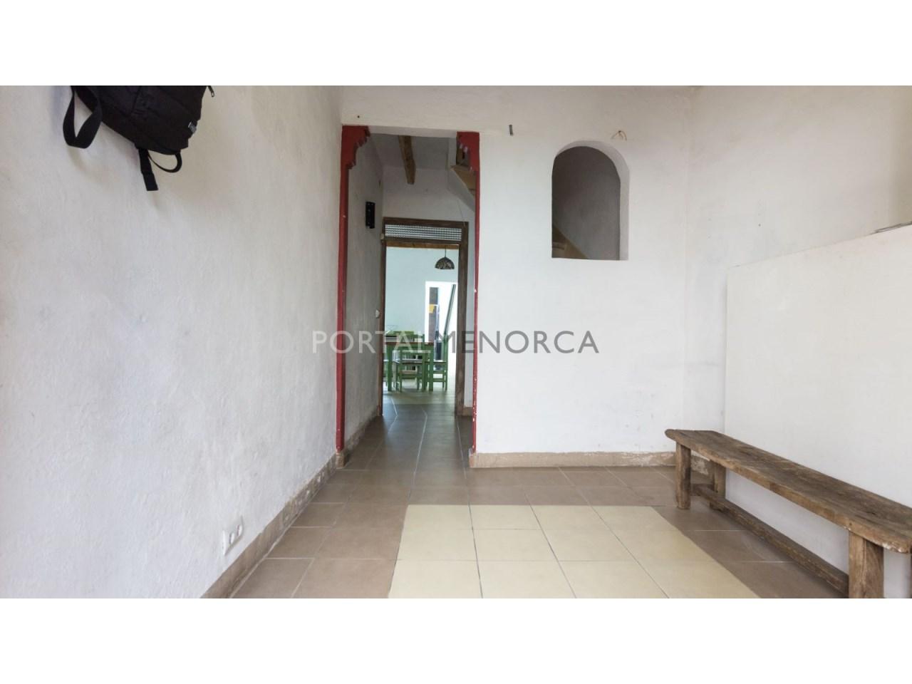 casa con patio en venta en Alaior (1 de 17)