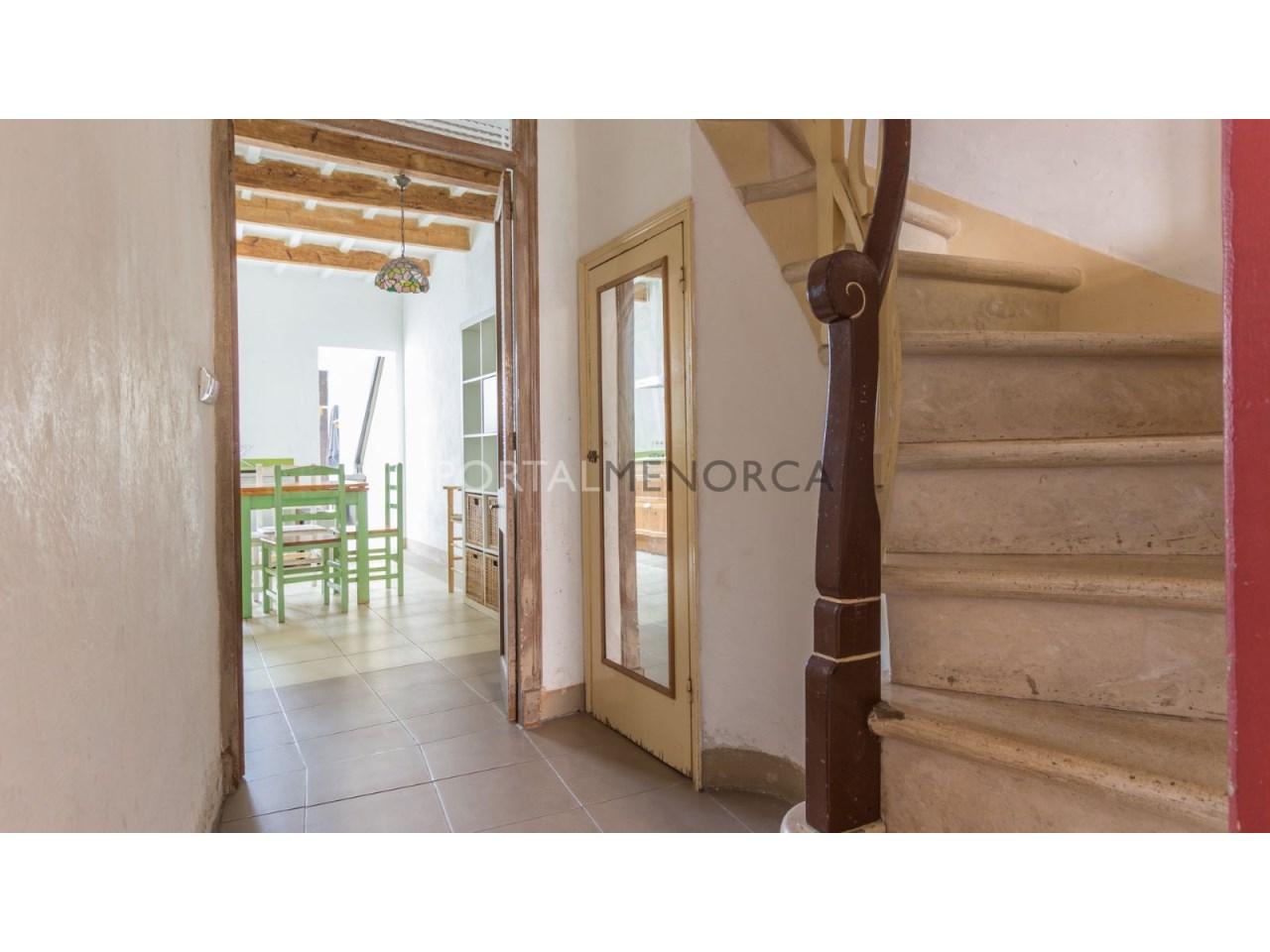 casa con patio en venta en Alaior (2 de 17)