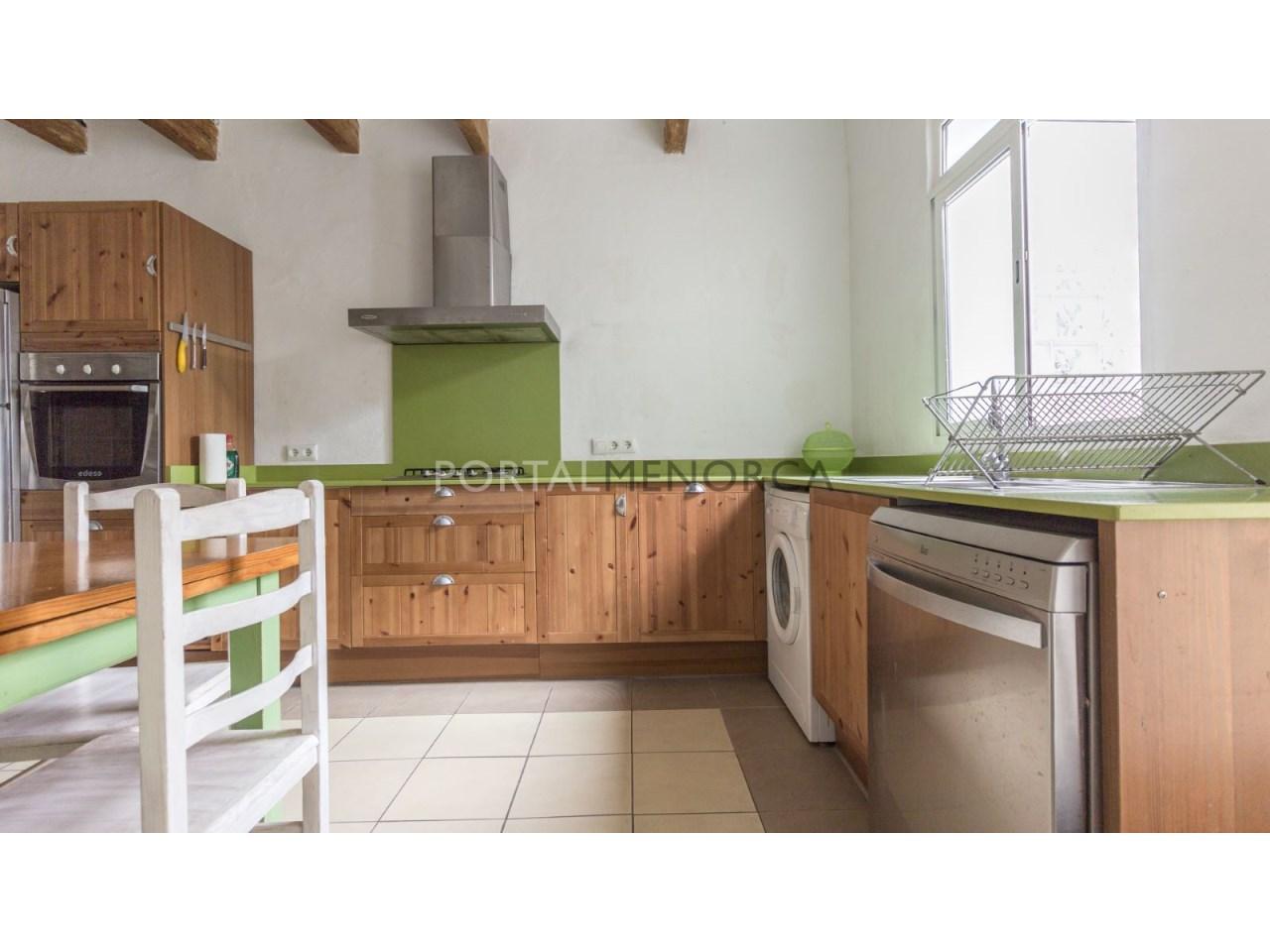 casa con patio en venta en Alaior (4 de 17)