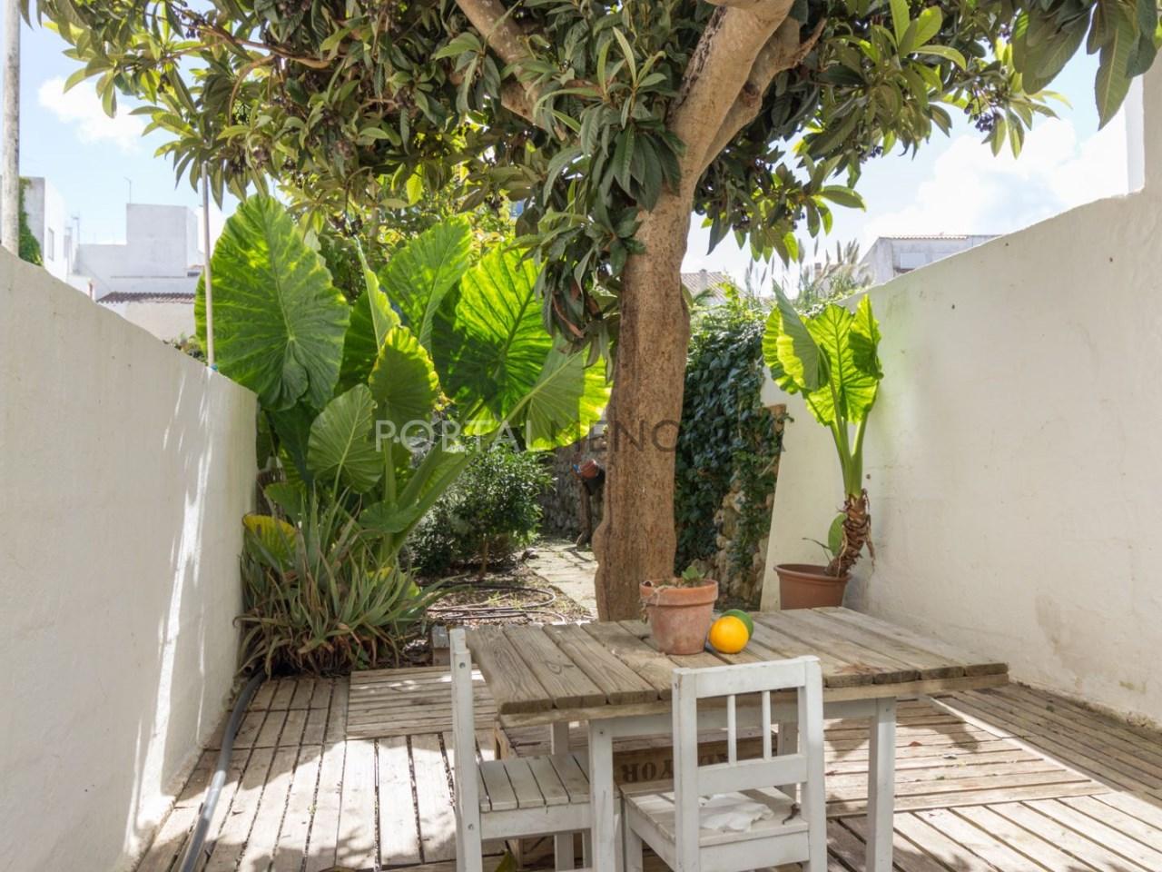 casa con patio en venta en Alaior (7 de 17)