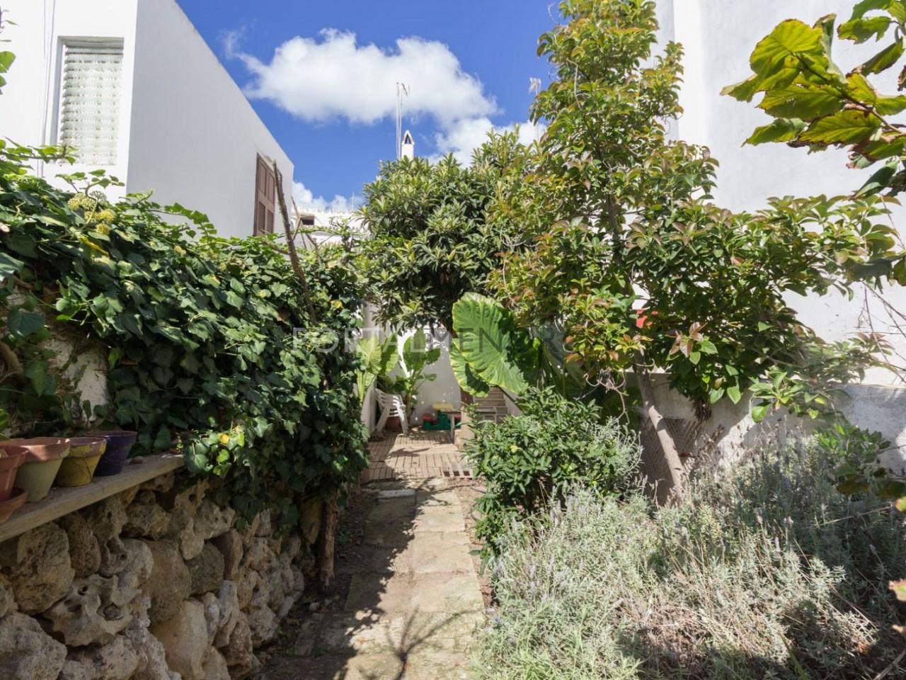 casa con patio en venta en Alaior (10 de 17)