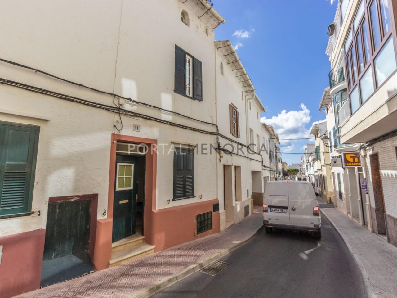 casa con patio en venta en Alaior (16 de 17)