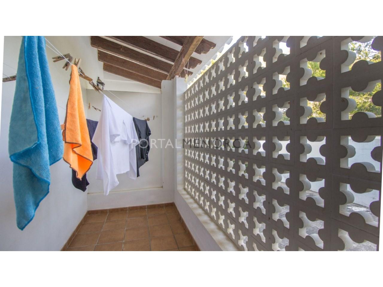 9 Lavadero y zona tender - Chalet en venta en Addaia (2)
