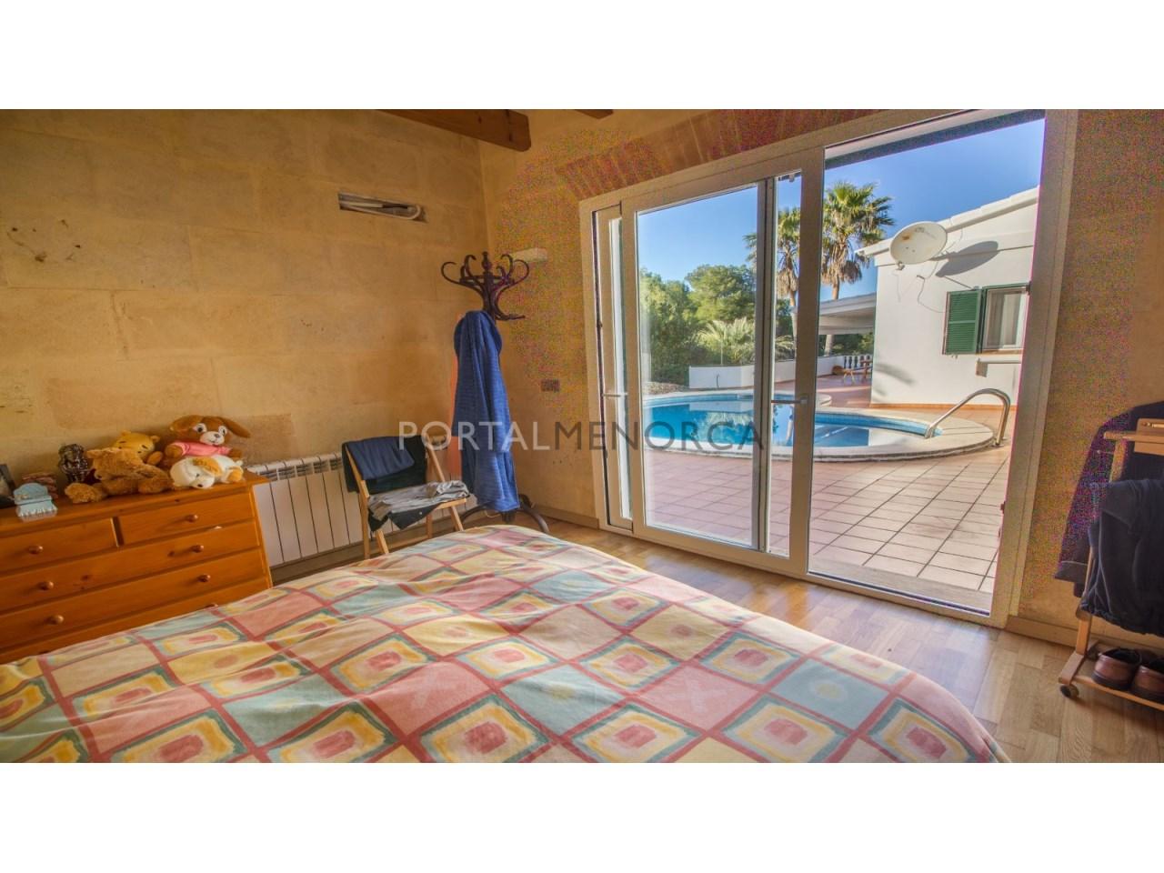 12 Dormitorio - Chalet en venta en Addaia (2)