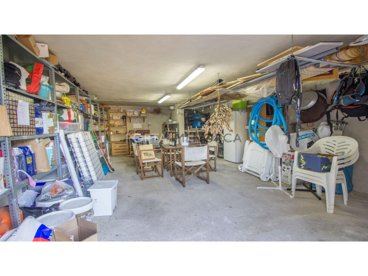 13 Garaje - Chalet en venta en Addaia