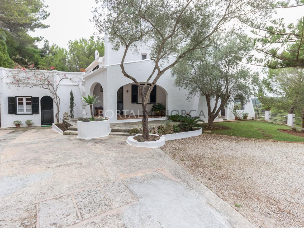 maison en campagne avec piscine a vendre a Minorque (29 de 32)