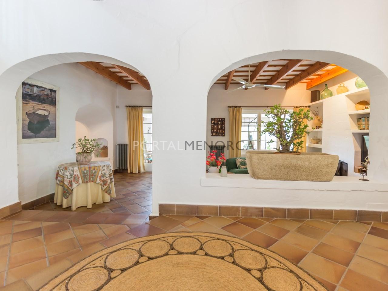 maison en campagne avec piscine a vendre a Minorque (2 de 32)