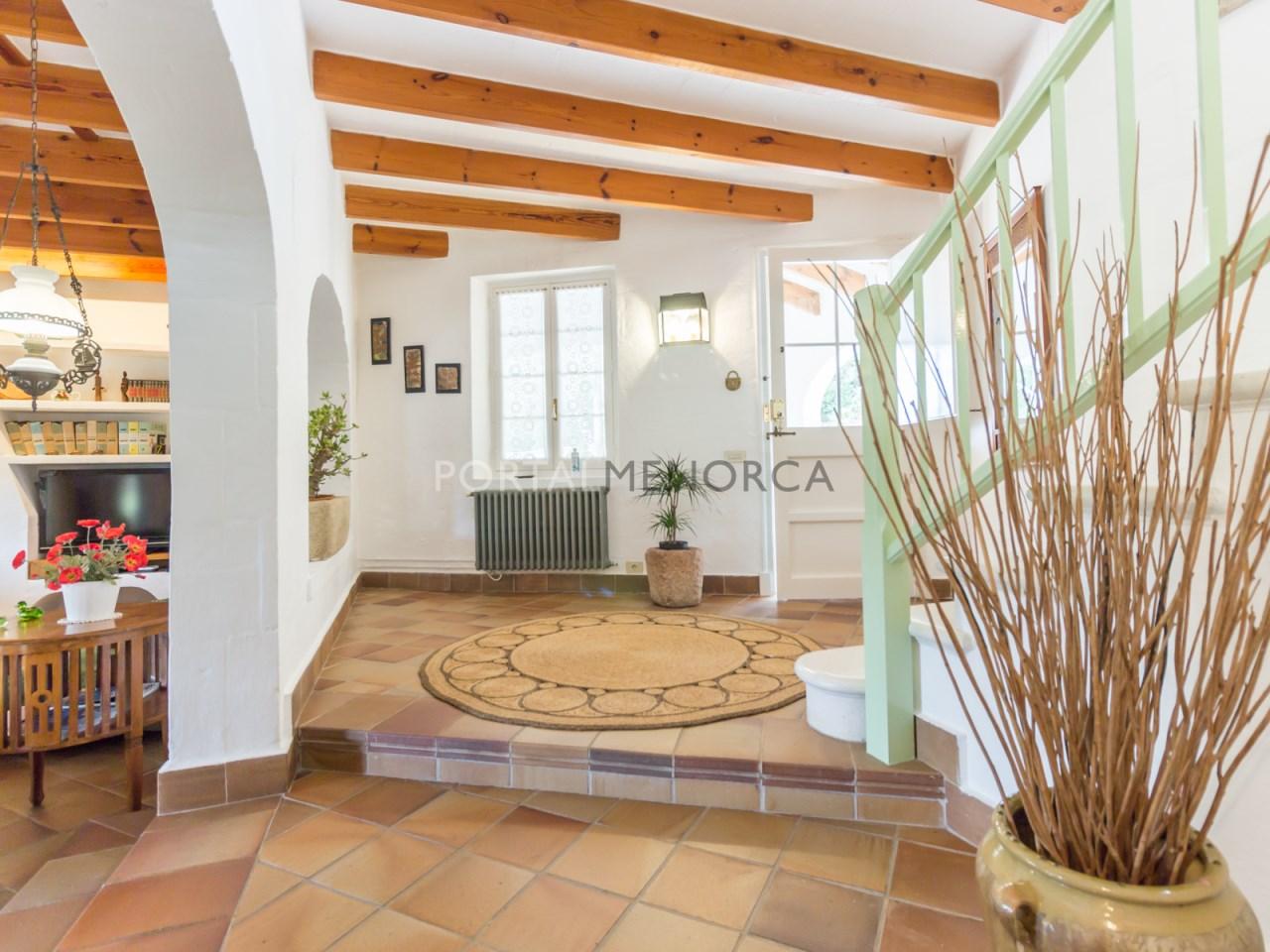 maison en campagne avec piscine a vendre a Minorque (4 de 32)