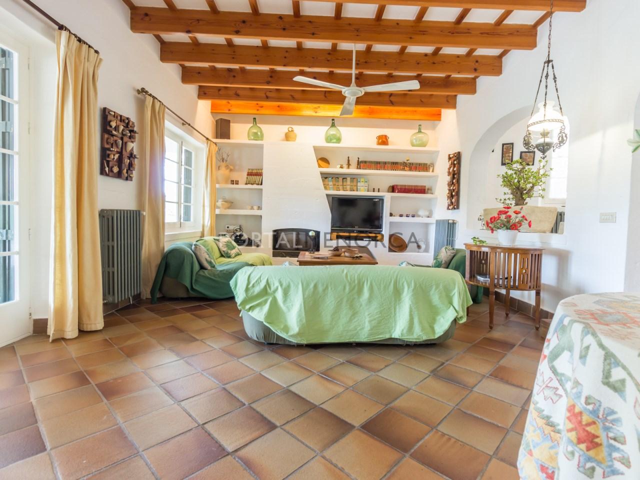 maison en campagne avec piscine a vendre a Minorque (5 de 32)
