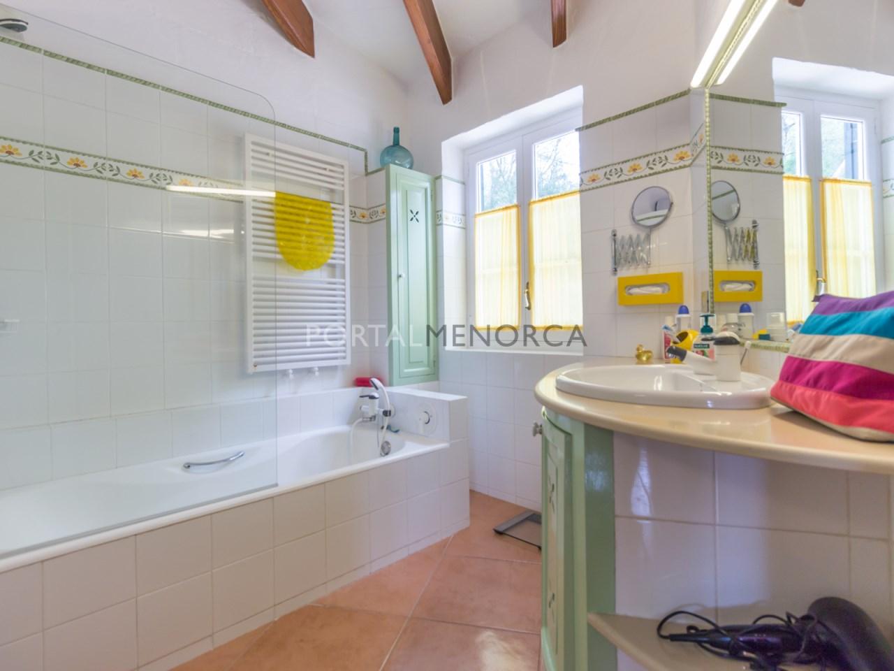 maison en campagne avec piscine a vendre a Minorque (16 de 32)