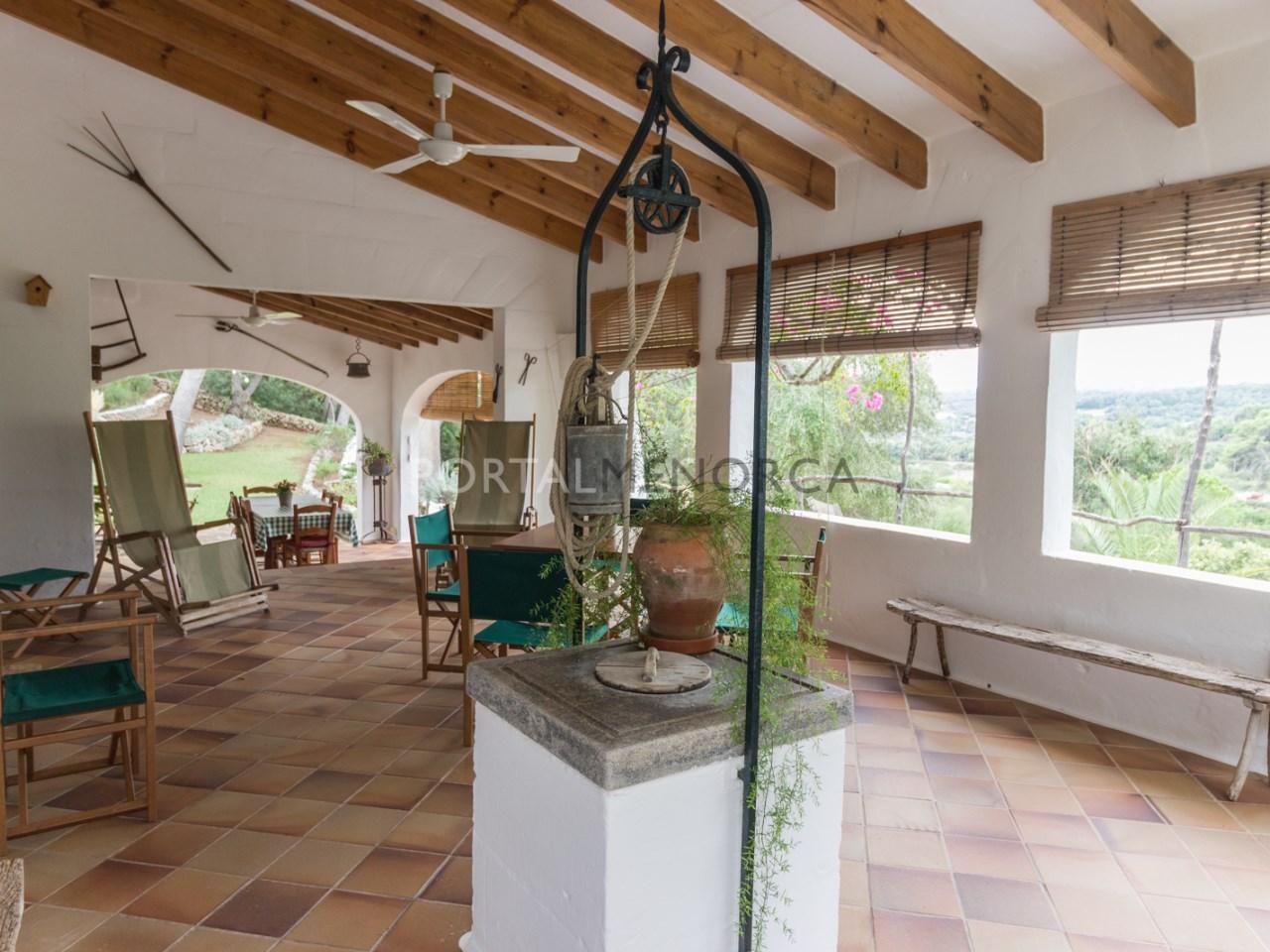 maison en campagne avec piscine a vendre a Minorque (31 de 32)