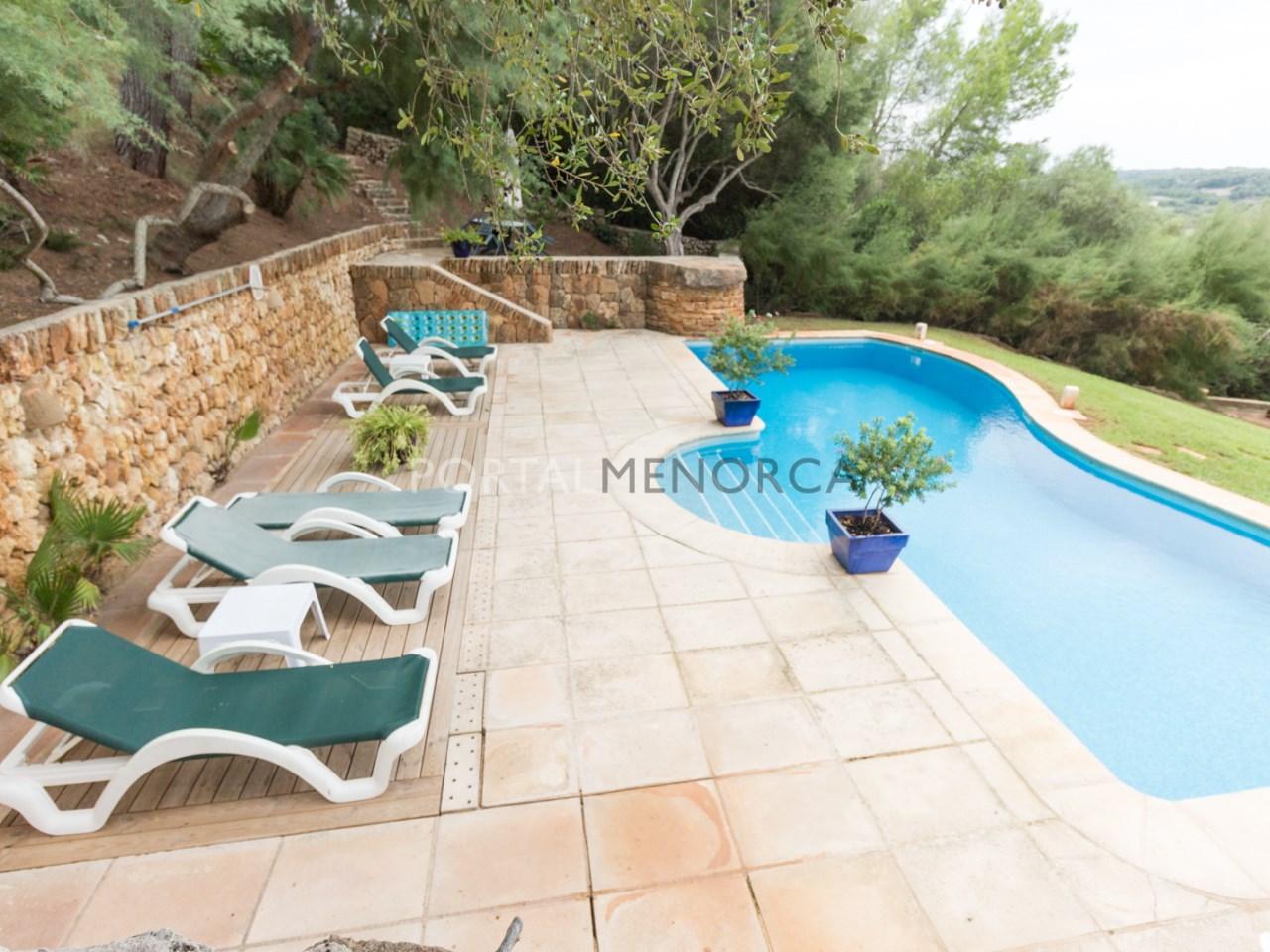 maison en campagne avec piscine a vendre a Minorque (26 de 32)