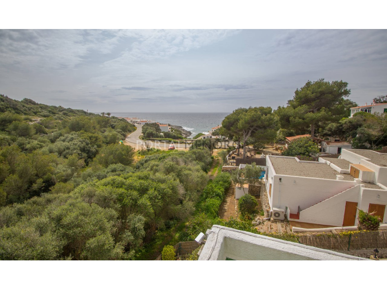 Villa for sale in Binibeca with sea view