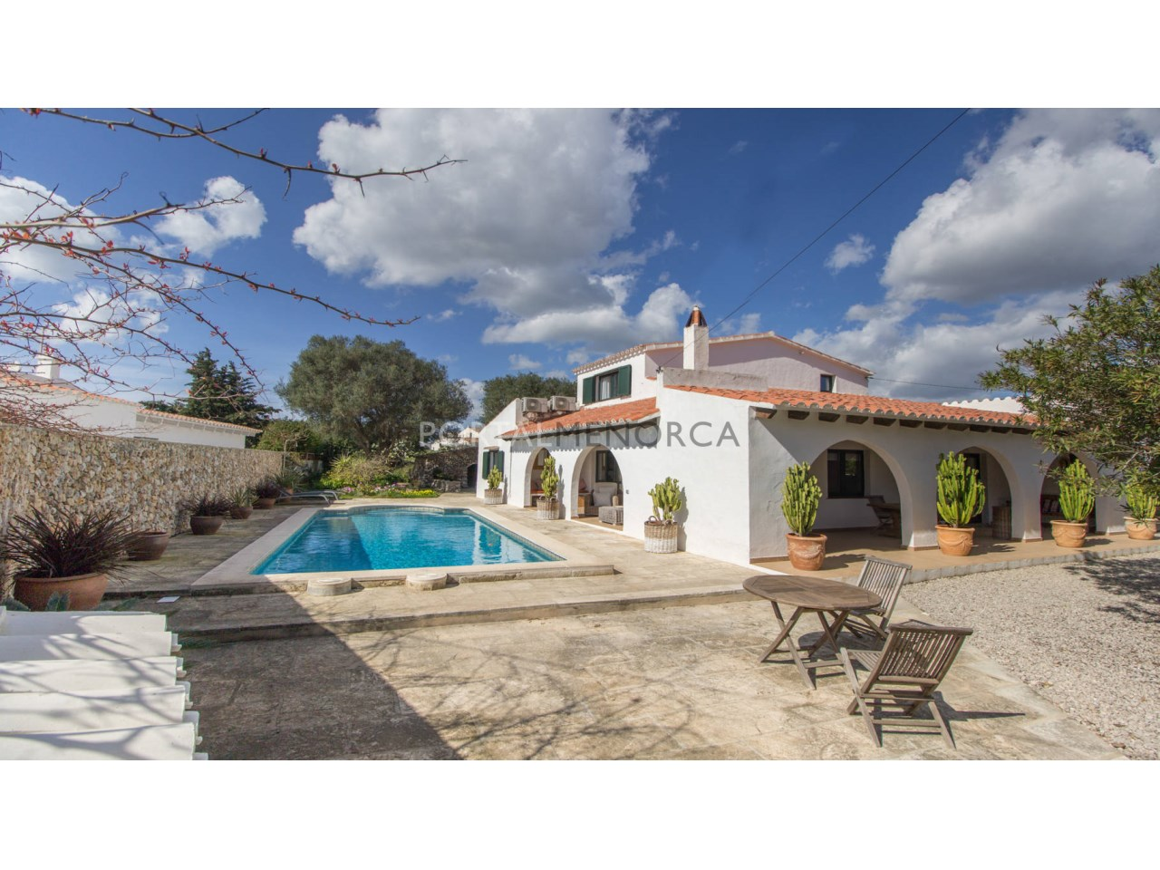 Villa with pool and 4 bedrooms for sale in Trebaluger