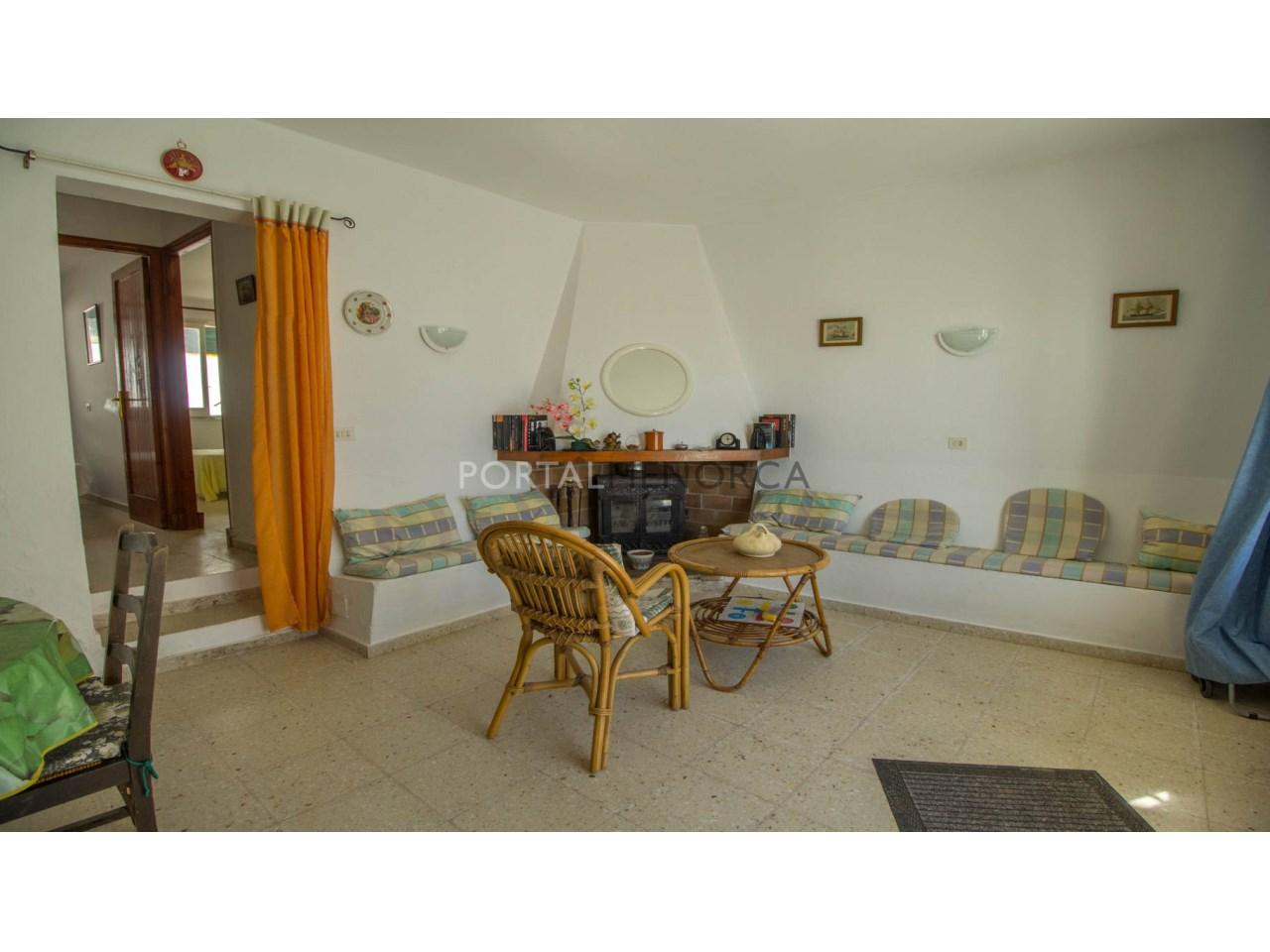 Apartamento cerca del mar en venta en Menorca