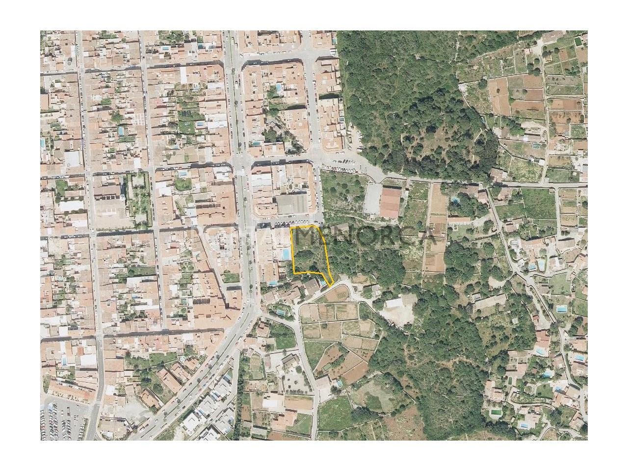 Plot of land for sale in Sant Lluís