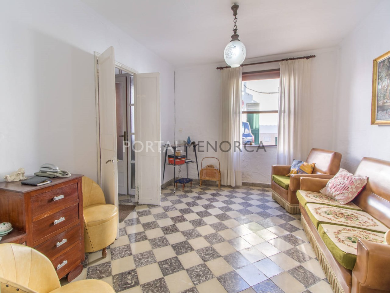 Ground floor House with patio for sale in Sant Lluís