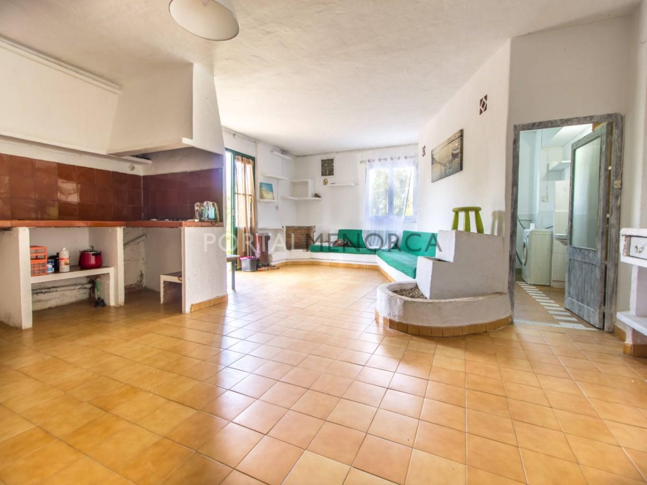 Apartamento para reformar en venta en Menorca