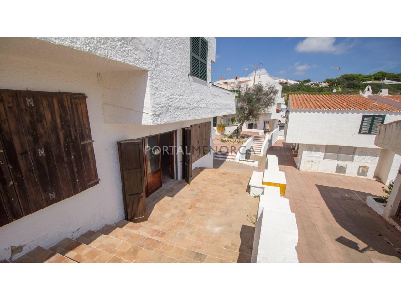 Apartemento en venta cerca del mar en Menorca