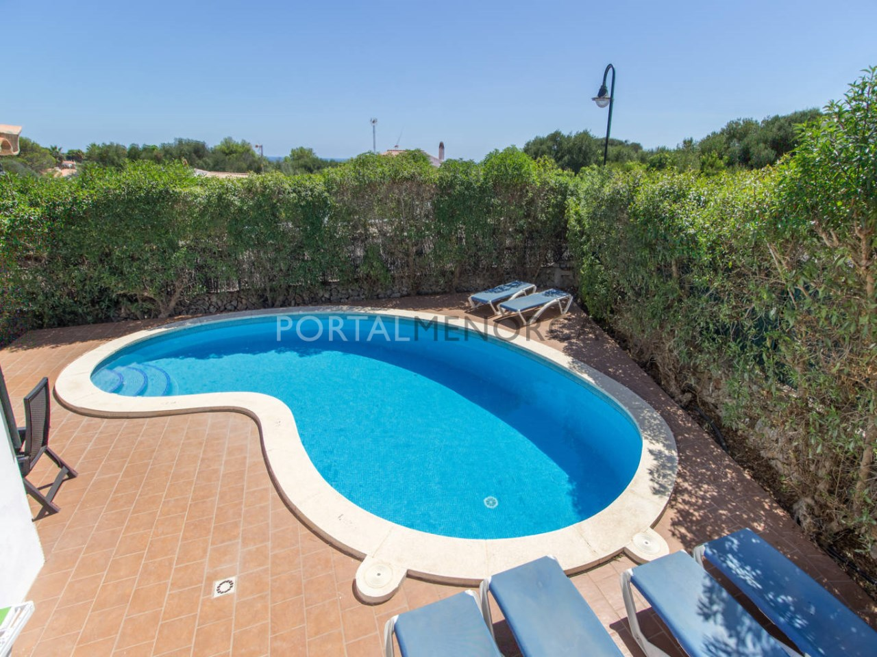 House for sale in Binibeca Vell with pool and sea views