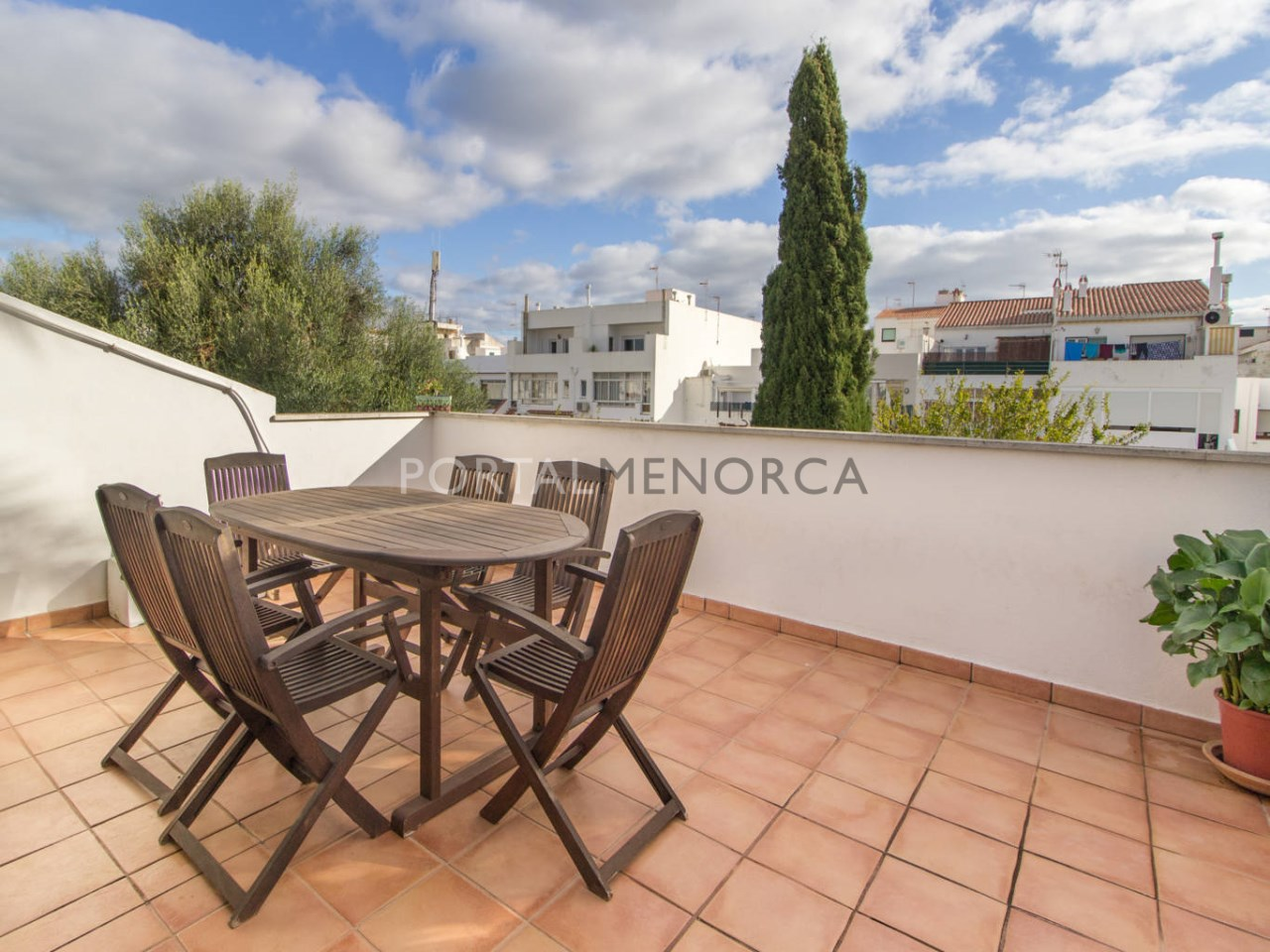 Duplex with terrace for sale in Sant Lluís