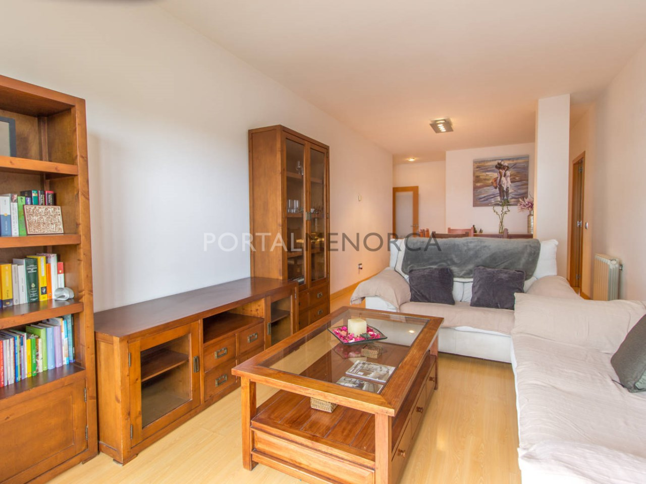 Apartment with terrace and parking for sale in Mahón