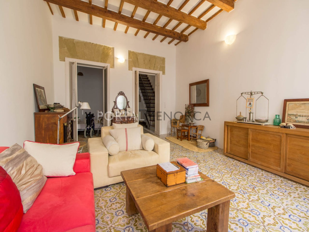 House with patio for sale in Menorca