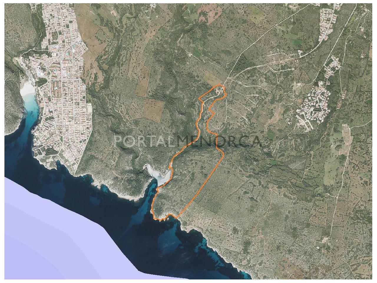 Rustic land for sale in Menorca