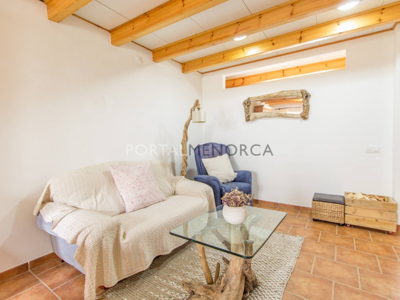 House with patio and terrace for sale in Menorca