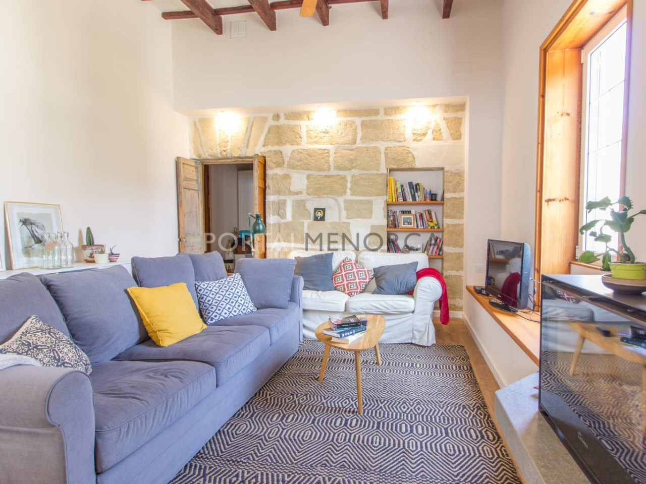 Apartement with terrace for sale in Mahón