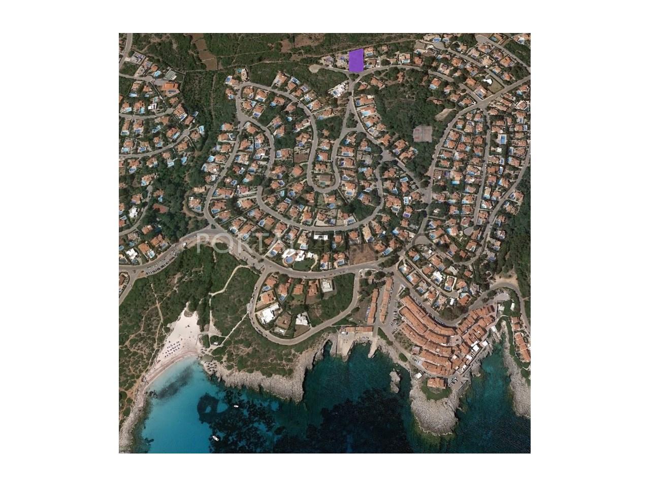 Urban plot for sale in Menorca