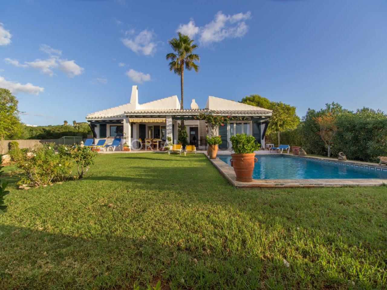 Achat maison sur la côte sud de Minorque