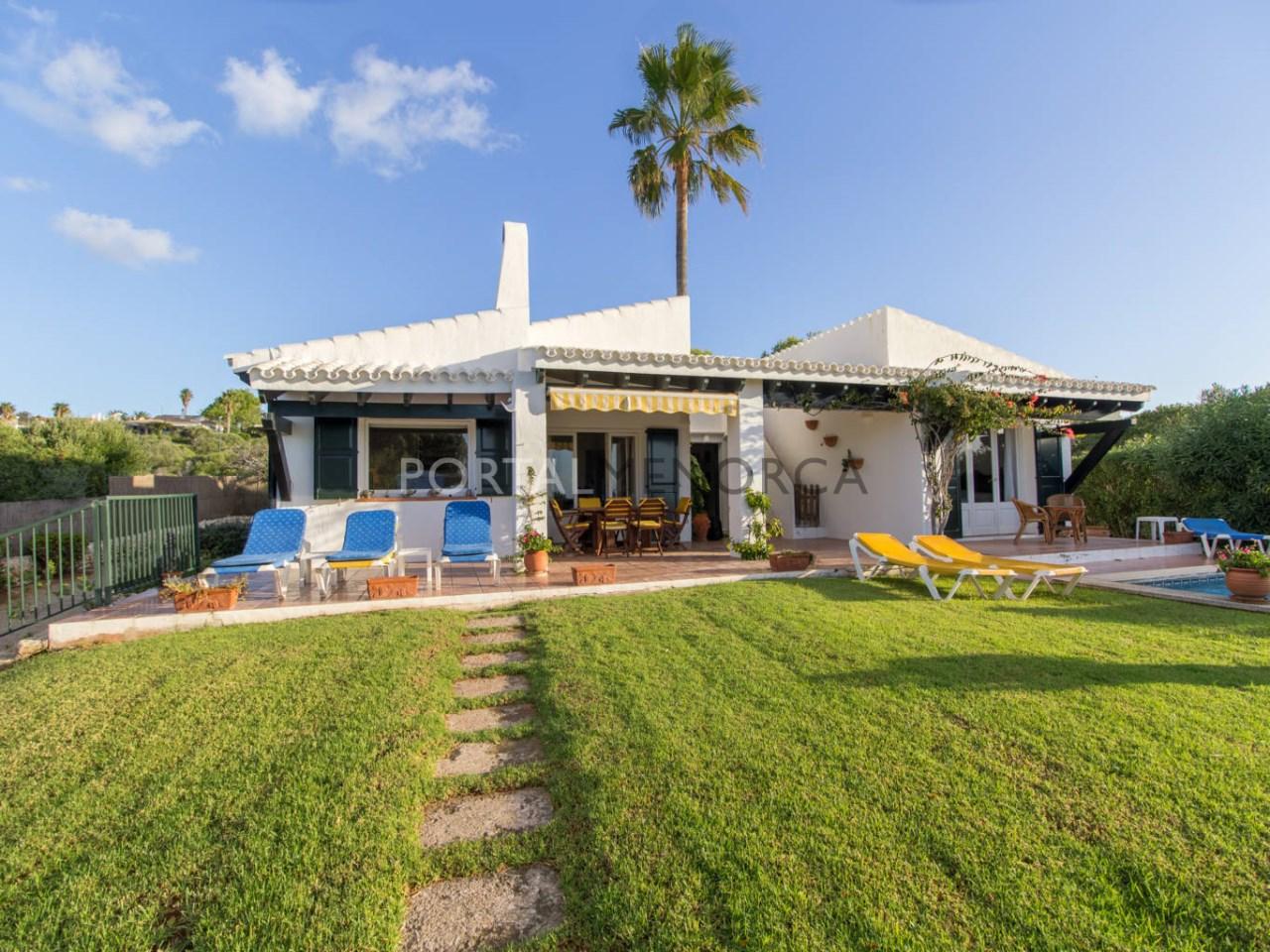 Villa avec vue mer en vente à Minorque