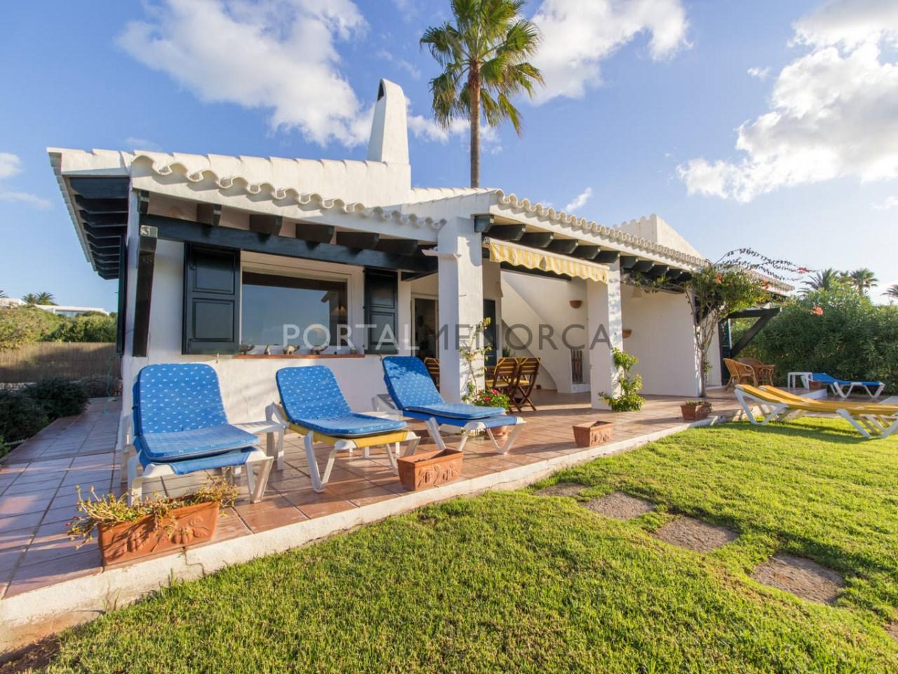 Villa avec vue mer et piscine en vente à Minorque