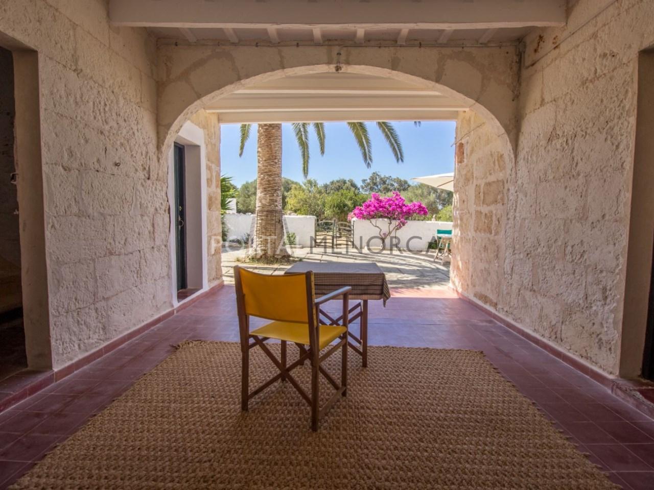 Finca rústica en venta en Menorca