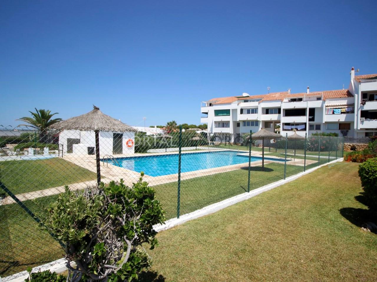 Chalet con piscina en venta en Menorca