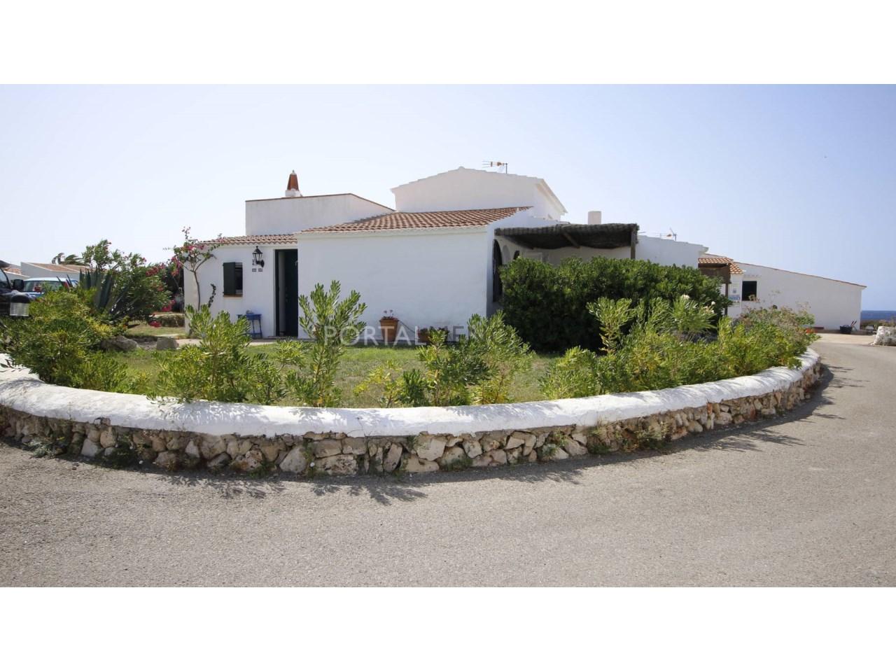 Chalet en venta cerca del mar en Menorca