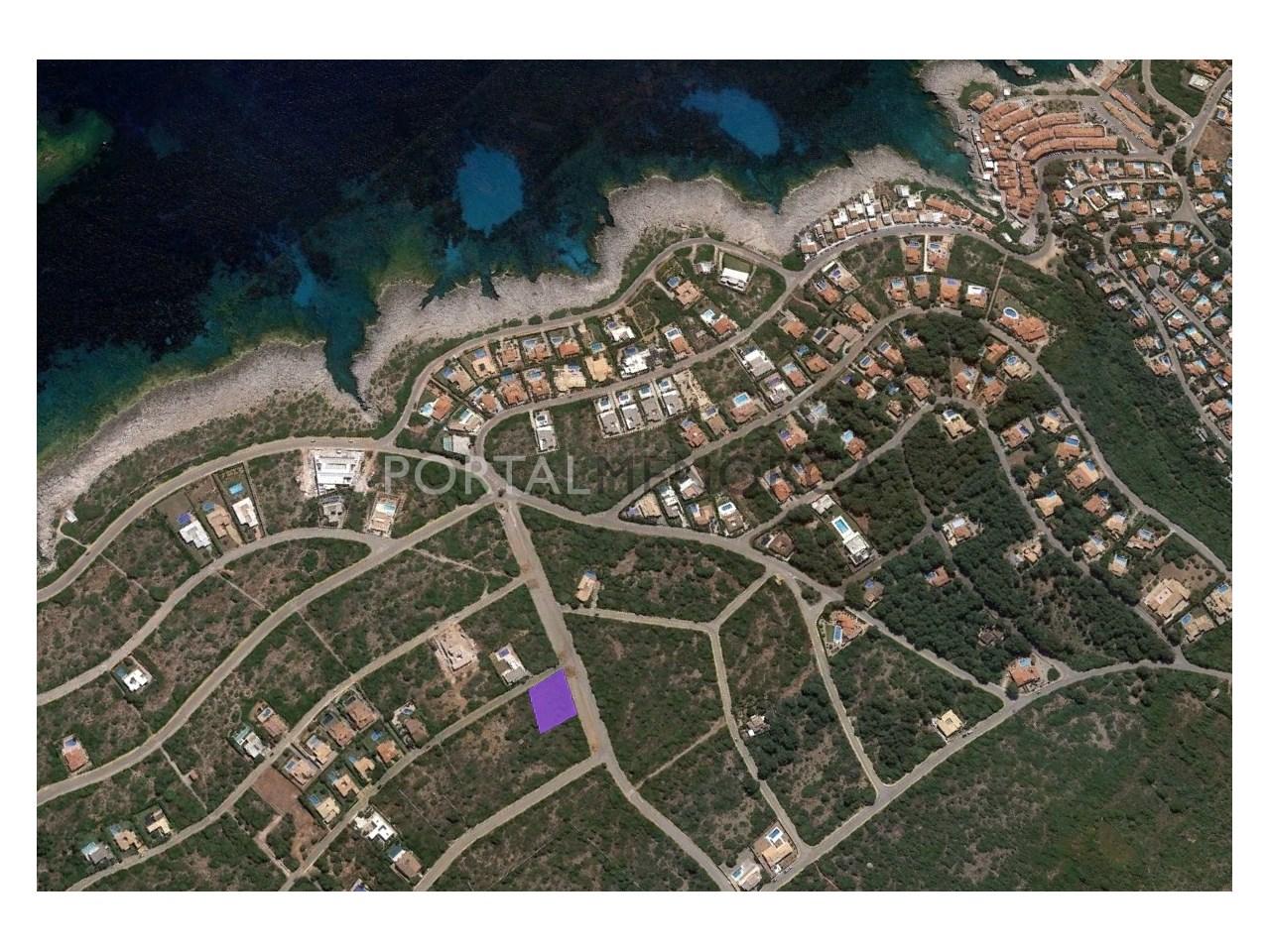 Parcela urbana en venta en Menorca