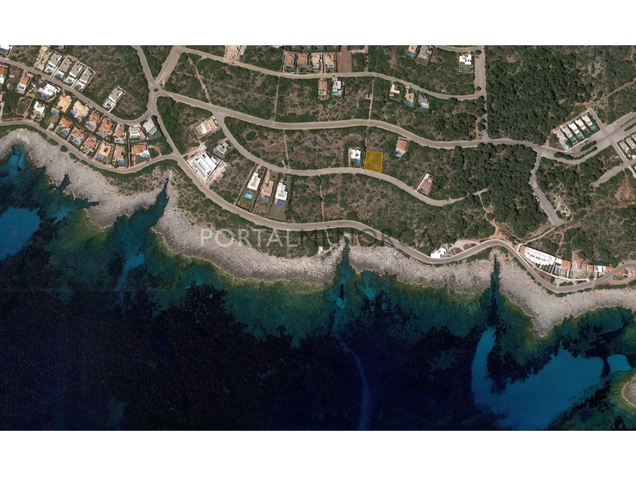 Plot of land by the sea for sale in Torret de Baix